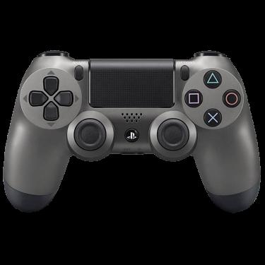 PS4 Dualshock Steel Black V2