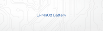 Li-MnO2 Rechargeable Battery Batteries