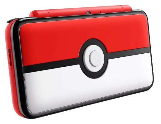 New Nintendo 2DSXL Pokeball Edition