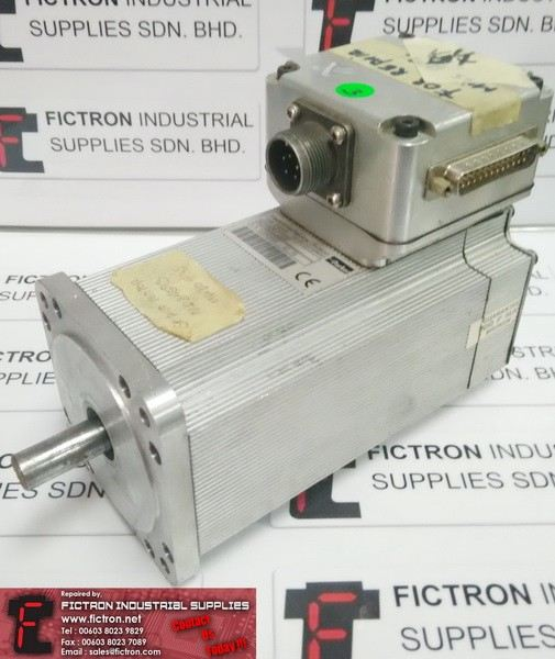 MD3450BFIC02 PARKER Electromechanical Division Servo Motor REPAIR IN MALAYSIA 1-YEAR WARRANTY PARKER SERVO MOTOR