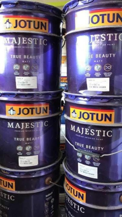 Supply Jotun paint easy clean, jotashield
