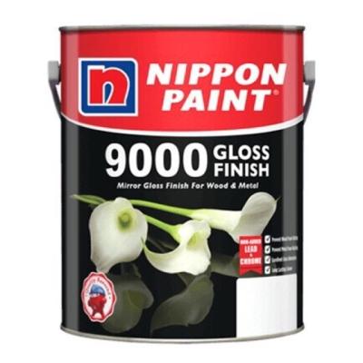 9000 GLOSS FINISH 5LT