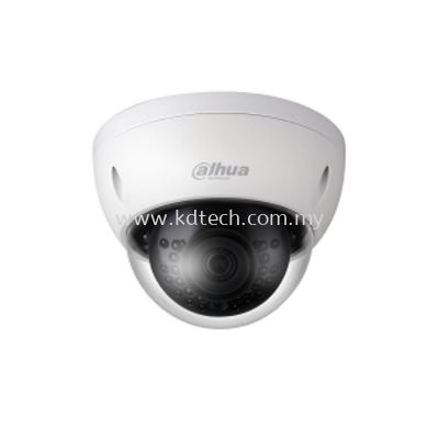 DH-IPC-HDBW1220EP : DAHUA 2MP IR MINI-DOME NETWORK CAMERA