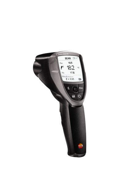 835-T1 TESTO NON CONTACT INFRARED THERMOMETER