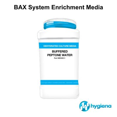 Hygiena Buffered Peptone Water | Dehydrated Culture Media