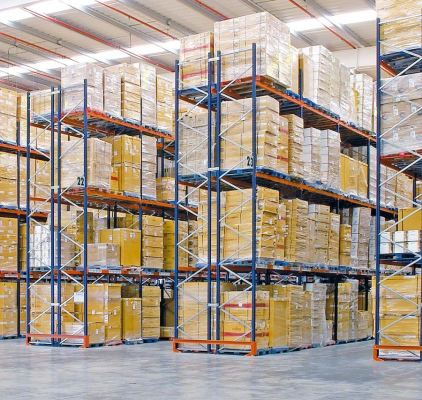 Conventional Pallet Racking / Selective Pallet Racking