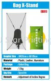 Bag X-Stand - BX1 Bunting Stand Banner Inkjet