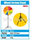 Wheel Fortune Stand - WFS1 Bunting Stand Banner Inkjet