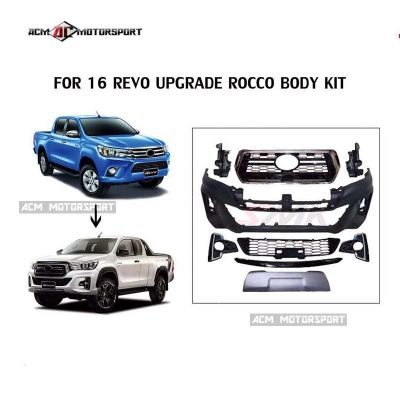 Toyota hilux 2016 conversion rocco bodykit