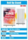 Roll Up Stand - RU 1200 Roll Up Stand Model Banner Inkjet