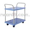 Prestar PB-104-P Double Deck Dual-Handle Trolley Trolley Ladder / Trucks / Trolley Material Handling Equipment