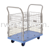 Prestar PB-107-P Side-Net Trolley Trolley Ladder / Trucks / Trolley Material Handling Equipment
