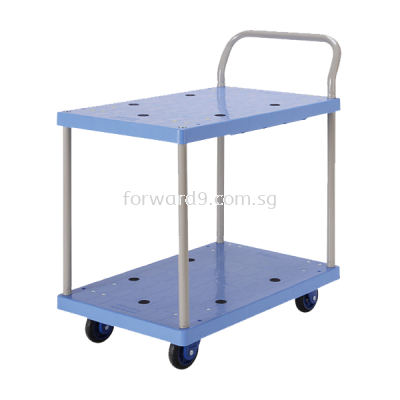 Prestar PB-114-P Double Deck Single-Handle Trolley