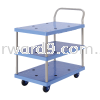 Prestar PB-115-P Triple Deck Single-Handle Trolley Trolley Ladder / Trucks / Trolley Material Handling Equipment