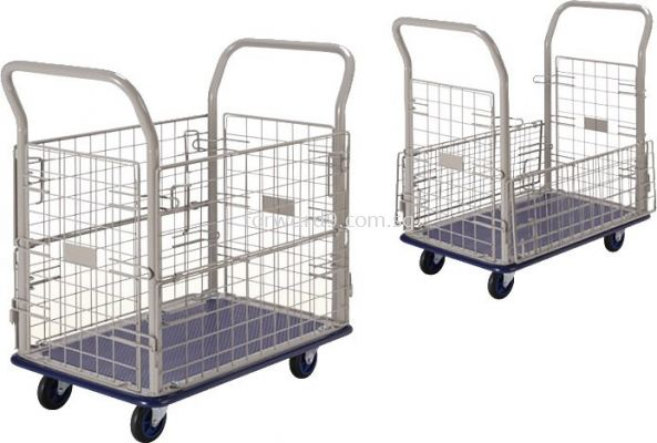 Prestar NB-107 Side-Net Trolley