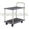 Prestar NB-114 Double Deck Single-Handle Trolley Trolley Ladder / Trucks / Trolley Material Handling Equipment