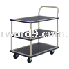 Prestar NB-115 Triple Deck Single-Handle Trolley Trolley Ladder / Trucks / Trolley Material Handling Equipment