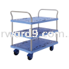 Prestar PF-305-P Triple Deck Dual-Handle Trolley Trolley Ladder / Trucks / Trolley Material Handling Equipment