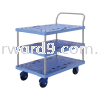Prestar PF-315-P Triple Deck Single-Handle Trolley Trolley Ladder / Trucks / Trolley Material Handling Equipment