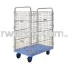 Prestar PF-307W-P Double Side-Net Trolley Trolley Ladder / Trucks / Trolley Material Handling Equipment