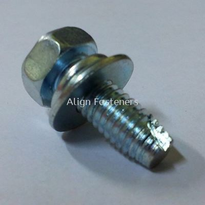 Sems Screw with 'CT' Point