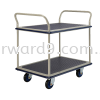Prestar NF-304 Double Deck Dual-Handle Trolley Trolley Ladder / Trucks / Trolley Material Handling Equipment