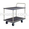 Prestar NF-314 Double Deck Single-Handle Trolley Trolley Ladder / Trucks / Trolley Material Handling Equipment