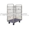Prestar NF-307W Double Side-Net Trolley Trolley Ladder / Trucks / Trolley Material Handling Equipment