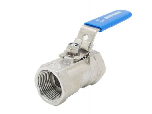 AUTOMA 1-Piece Stainless Steel Ball Valve