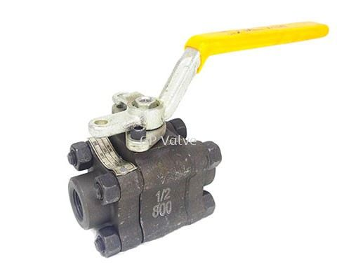 AUTOMA Forge Steel A105N Ball Valve (Fire Safe)