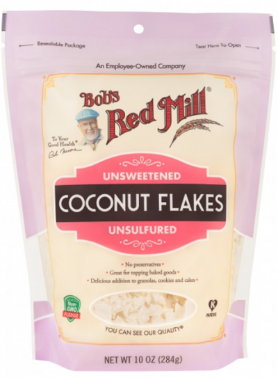 Coconut Flakes Unsweeted