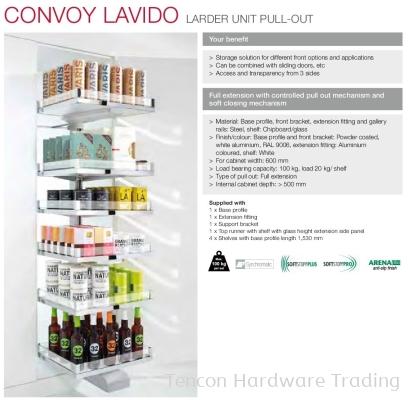 Convoy Lavido