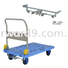 Prestar PF-S301C-P Folding Handle Trolley with Foot Parking Trolley Ladder / Trucks / Trolley Material Handling Equipment