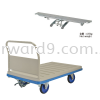 Prestar PG-S502 Fixed Handle Trolley with Foot Parking Trolley Ladder / Trucks / Trolley Material Handling Equipment
