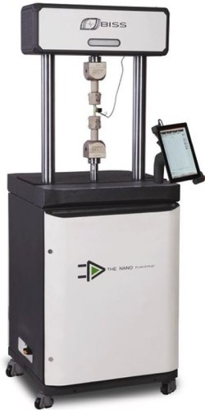 Nano Plug and Play Servo-hydraulic Testing Machine