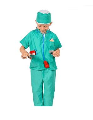 C2070 Surgical Costume wt Accessories