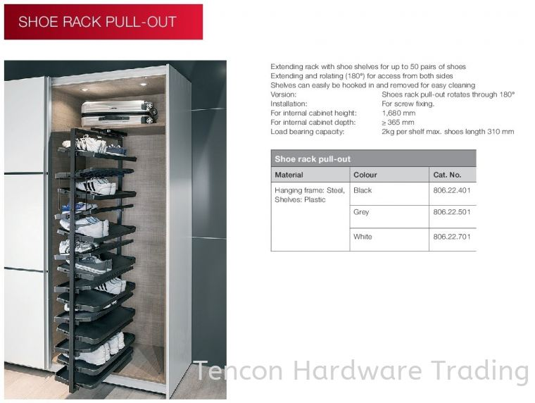 Shoe Rack Pull Out Shoe Rack Pull Out Runners System Hafele Wardrobe