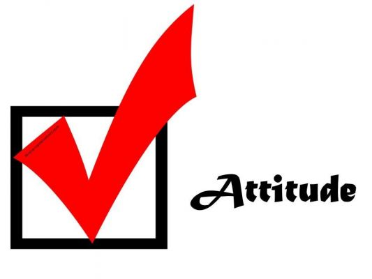 HAVE THE RIGHT FREQUENCY - MINDSET & ATTITUDE CHECK