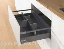 Interior Organisation for Pot-and-pan Drawers