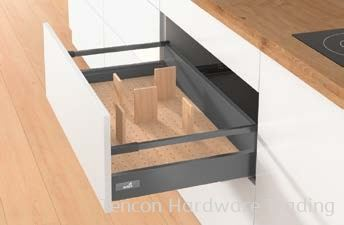 Internal Organisation System for Drawers and Pot-and-Pan Drawers and Internal Pot-and-Pan Drawers