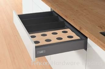 Internal Organisation System for Drawers and Pot-and-Pan Drawers