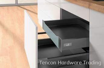 Internal Drawer 200, Height 70mm Internal Drawer Hettich