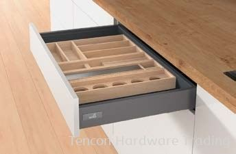Internal Organisation System for Drawers and Internal Drawers