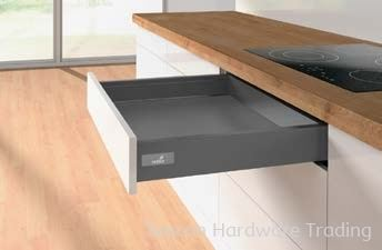 Drawer, Height 70mm Drawer Hettich
