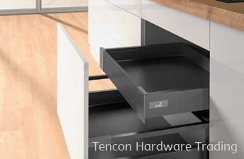 Internal Drawer 100, Height 70mm Internal Drawer Hettich