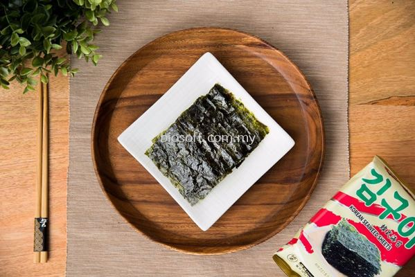 KS04 Korean Seaweed Sheets (12g��)