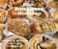 Basic Bread and Buns Workshop Parents and Kids Class   Baking & Culinary