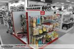 Gama - Fackelmann Display Cabinet Commercial Projects Business to Business