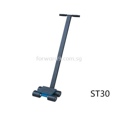 Steerable Skates Transport Roller