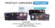 NESTAMP AMPLIFIER Q7 POWER AMPLIFIER SWALLOW PRODUCT